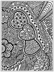 Free Printable Coloring Pages For Adults Advanced Az