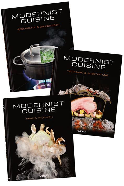 taschen cuisine taschen modernist cuisine die revolution der kochkunst bei