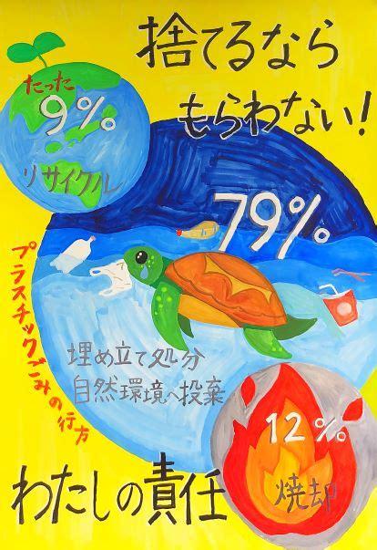 環境 問題 ポスター