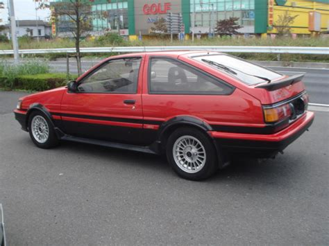 Toyota Corolla Ae86 For Sale by Toyota Corolla Levin Ae86 Gt 3d Apex For Sale Car On