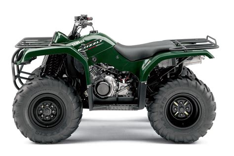 yamaha grizzly  wd specs   autoevolution