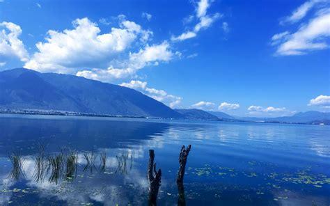 洱海自然风景图片高清电脑壁纸_桌面壁纸_mm4000图片大全