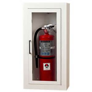 surface mounted fire extinguisher cabinet jl industries