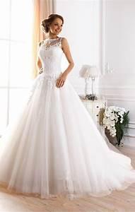 custom made vestidos de novia a line illusion neckline With wedding dresses delaware