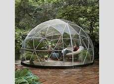 The Garden Igloo Dome 100% Weatherproof Garden