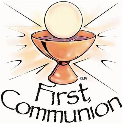 Communion Holy Catholic Roman Church Preparation Sunday