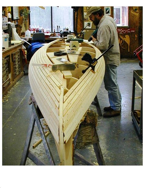 plans kits northwoods canoe