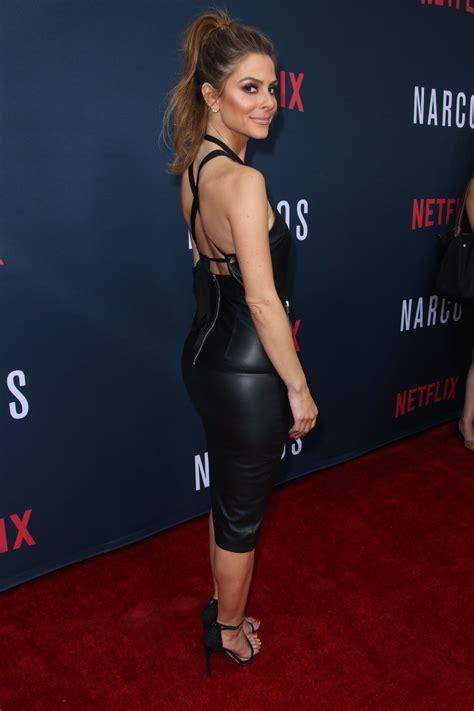 Maria Menounos Netflix Narcos Season Premiere