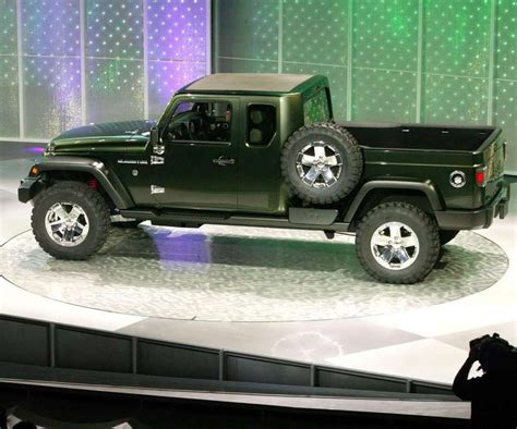jeep gladiator release date interior specs  pictures