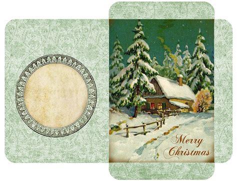 lilac lavender vintage christmas gift card envelopes