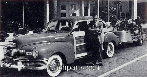 nash automobile dealership history