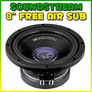 free air subwoofer soundstream rf 8w 8 034 free air sub subwoofer holden ford statesman calais falcon ebay