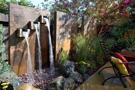 waterfall feature yard crashers water feature wonderland yard crashers diy
