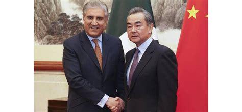 Amid Ladakh standoff, China and Pakistan hold talks ...
