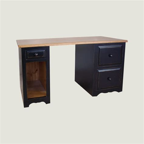 desk with file drawers home office archives true