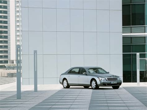 Maybach 62 Outside Left Front 2 1280x960 Wallpaper