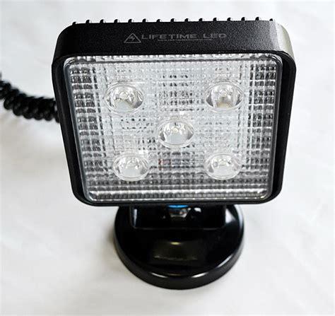 led utility work lights magnetic led work light 15w corded utility light cigarette