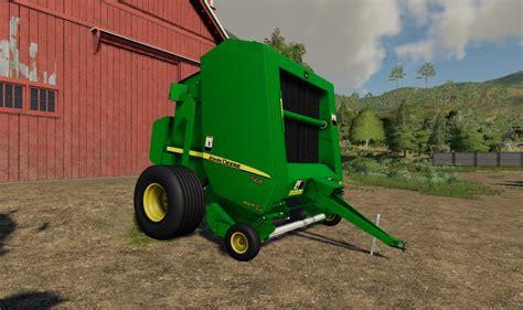 john deere  fs  balers farming simulator  mods mods  games community