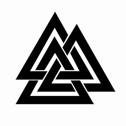 Triangle Meaning Three Tattoo Dot Symbol Connected