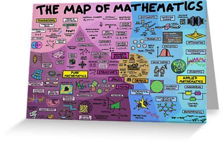 map  mathematics greeting cards  dominicwalliman