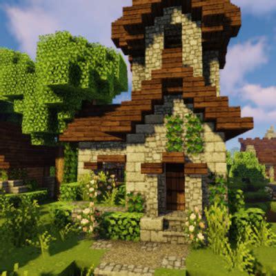 small countryside house botcraftnet