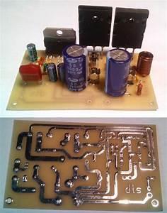 Tda7294 Upgrading Output Power Power Transistor Supplement