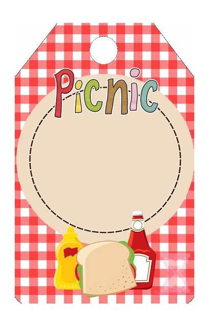 Picnic Party Printables Printable Birthday Clipart Boxes