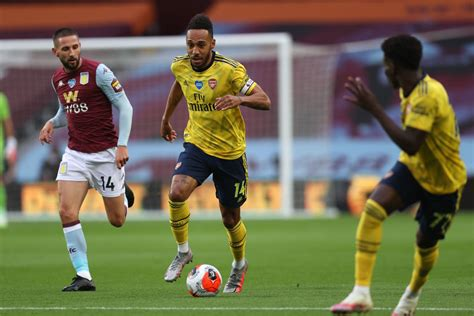 Arsenal reportedly believe Pierre-Emerick Aubameyang will ...