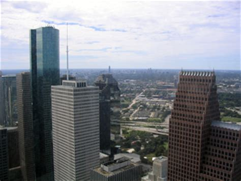 Jp Building Houston Observation Deck by Houston Oddities Jpmorgan Tower Observation Deck