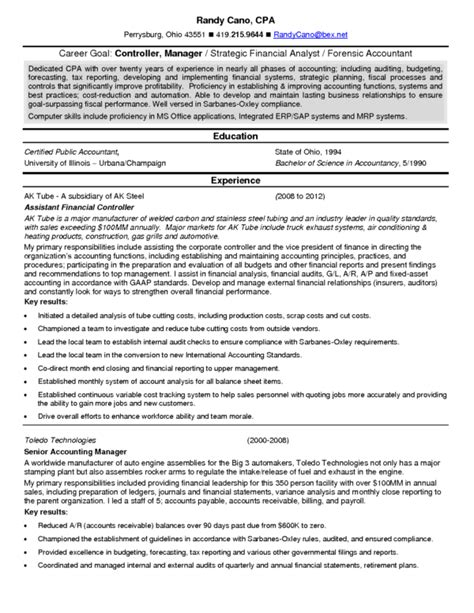 beautiful financial reporting manager resume gallery