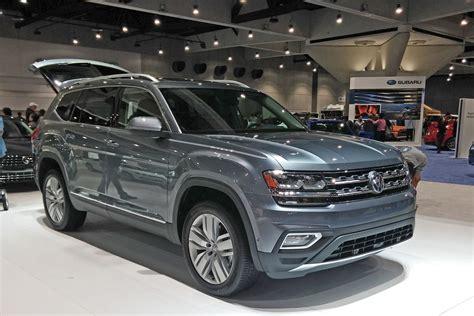 Vw Atlas Size by Volkswagen Atlas