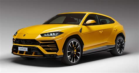 Lamborghini Urus Suv Joins The Boom In Supercar Suvs