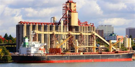 Dry Bulk Logistics | World Shipping, Inc.