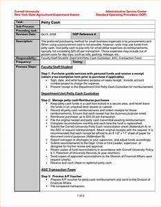 Standard operating procedure pictures to pin on pinterest for Process and procedures template