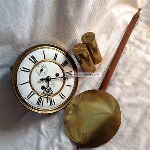 Uhrwerke Für Wanduhren : alte uhrwerk f r wanduhr pendeluhr wiener regulator 2 ~ A.2002-acura-tl-radio.info Haus und Dekorationen