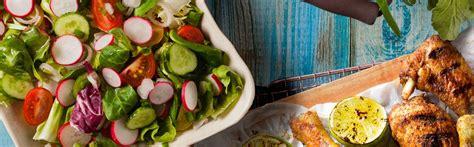 salate zum grillen rezeptideen fuer feinschmecker