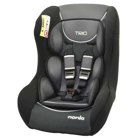 siege auto a partir de 9kg nania siège auto groupe 0 1 2 trio sp confort