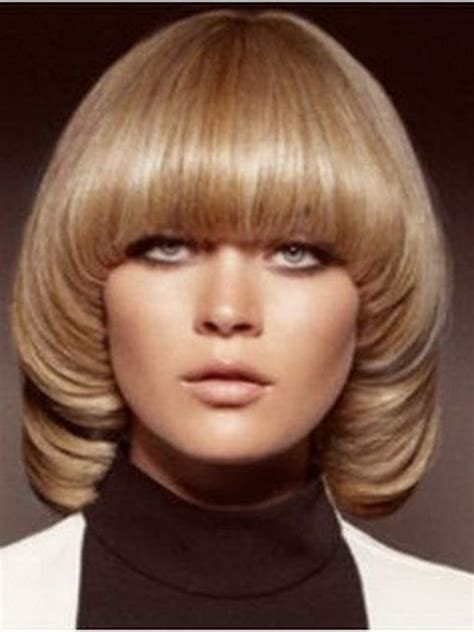70s Bob Hairstyle by 70s Pageboy Hairstyle 60s 70s Fครhเ ภ ꮭσνє In 2019