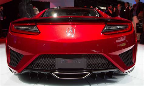 Acura Nsx Release Date by Acura Nsx 2016 Release Date