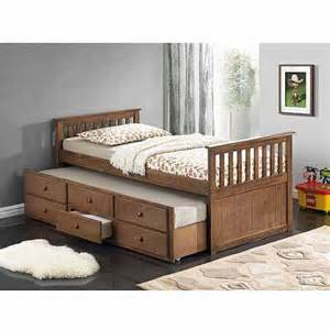 Trundle Beds Walmart trundle beds appropriate solution for extra bedding