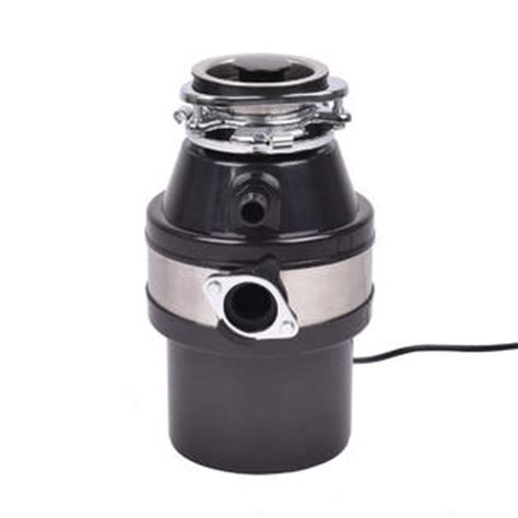 kitchen garbage disposal goplus kc41261 1 0hp 2600rpm garbage disposal continuous