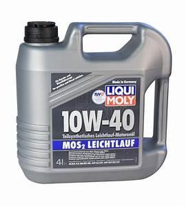 Liqui Moly 10w40 Leichtlauf : liqui moly mos2 semi synthetic engin end 8 22 2019 3 28 pm ~ Kayakingforconservation.com Haus und Dekorationen