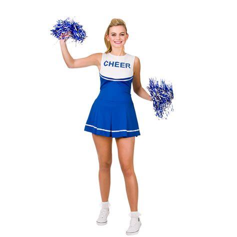 Ladies Cheerleader Costume for Sport Fancy Dress Womens   eBay