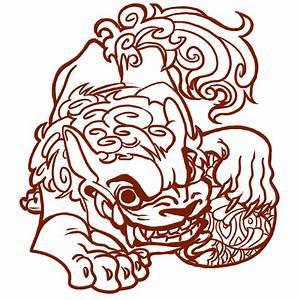 Fu Dog by ~Sommerrev on deviantART   art   Pinterest ...