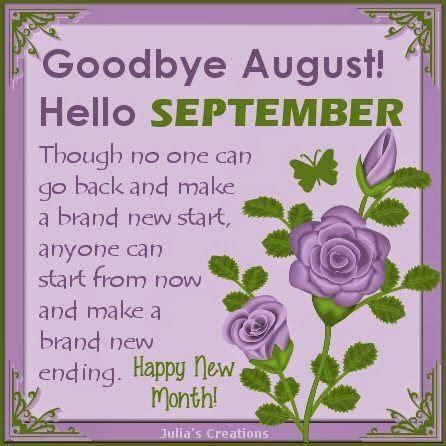 goodbye august  september  september images