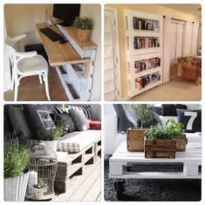 cr 233 er des meubles avec des palettes en bois