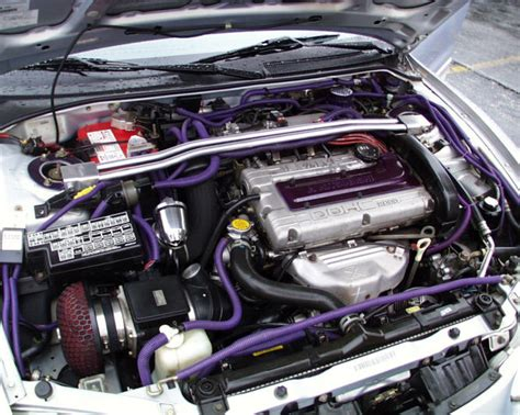 1995 Mitsubishi Eclipse Engine by Sports Project Cars 1995 Mitsubishi Eclipse Gst 16g