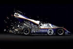 Boom It39s Fabian Oefner39s Amazing Disintegrating Car Art Auto Express