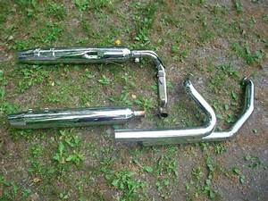 Find 12 Harley Touring Stock Exhaust System Ultra King
