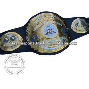 Martial Arts Championship Belts